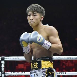 ついーと ボクシング 井上尚弥