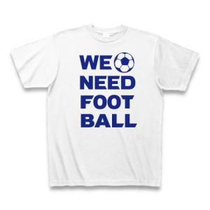 サッカーに明け暮れている人におすすめのイラスト入りTシャツ