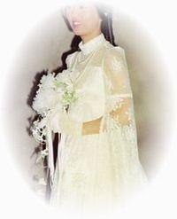 姉のウェディングドレスで【4】