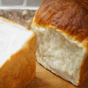 高級生食パンを作りました