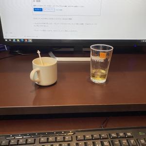 定時後はネットカフェでブログ記事作成 ランニング日記