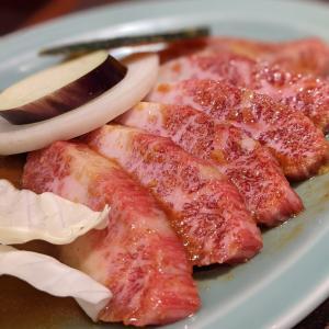 【スタミナ亭】福岡市 中央区 清川 大人気の焼肉店。舌でとろける。脂ののった「特上カルビ」♬