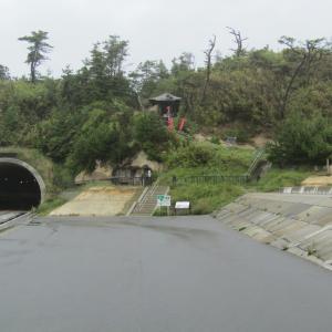 雨の松川浦