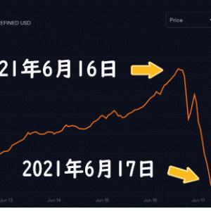 仮想通貨(暗号資産)のTITAN(チタン)が大暴落!?イケダハヤト氏に疑惑浮上