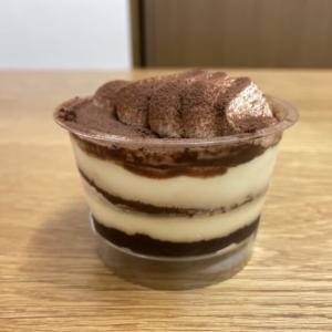 【王道】ミニストップ ティラミス~ホワイトチョコの隠し味~