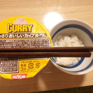 日清 カップヌードル(カレー味)