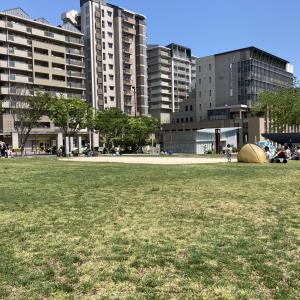 神戸の公園でオススメの六甲道南公園