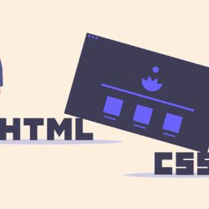HTML&CSSは独学で基礎は習得可能です。でも職業レベルでは?