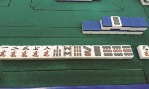 今日の役8 チャンタ(混全帯么九)