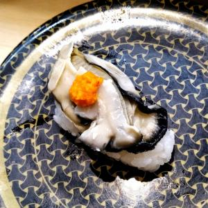今月の回転寿司