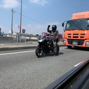 乗っているバイク Vol.2 Ninja250R