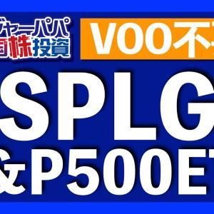 株高&円安でも6200円でS&P500に投資できるETF・SPLGを紹介します【ロジャーパパ米国株投資】