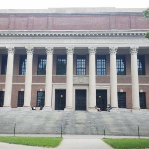 ハーバード大学の風景【後編】