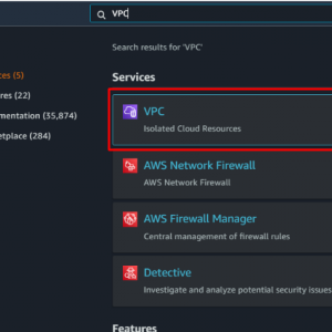 [AWS] VPC and Subnet Creation