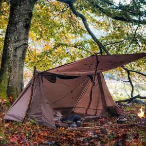 ONETIGRISの気になる軍幕風テント3種をピックアップ