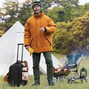【10/22発売】ワークマンより防水で3層構造のキャリーバッグ「マルチユースキャリーバッグ」がWEB限定で登場