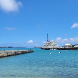 母島 22日目 海
