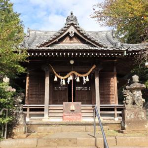 駒林神社(神奈川県横浜市港北区)