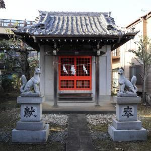 椎木稲荷神社(神奈川県川崎市幸区)