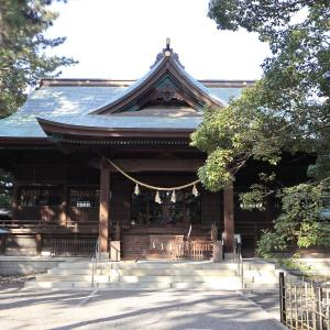 浜松八幡宮(静岡県浜松市中区)