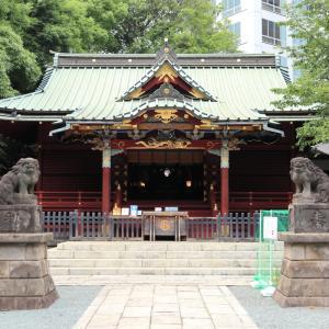 金王八幡宮(東京都渋谷区)