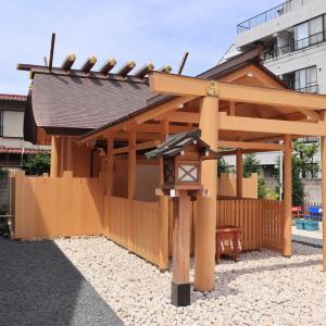 小石川大神宮(東京都文京区)