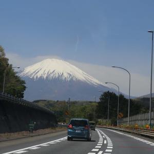 【ここで撮影するとイイですよ】東名高速から富士山が見える場所(下り線・上り線)