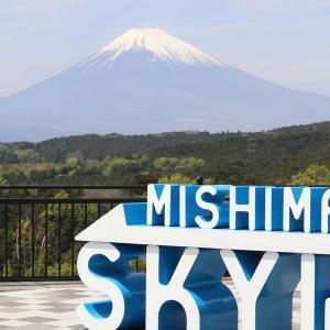 三島スカイウォークは富士山が絶景!ただちょっと揺れるので怖いです。