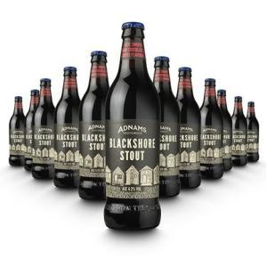 イギリスの黒ビール☆ BLACKSHORE STOUT / ADNAMS