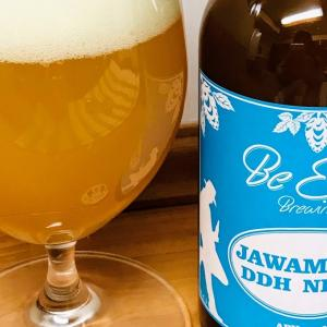 【東北のクラフトビール】Be Easy Brewing 「JAWAMEGU・DDH・NEIPA」
