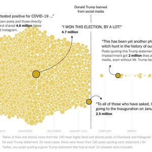 【ニュース】このグラフ、なんのことかわかりますか?