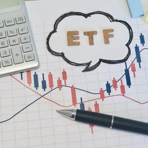 私が購入している全世界投資のETFを並べてみた