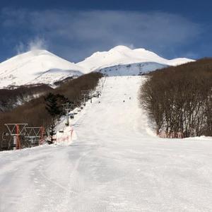 岩木山百沢スキー場(青森県弘前市)