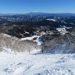 めいほうスキー場(岐阜県郡上市)