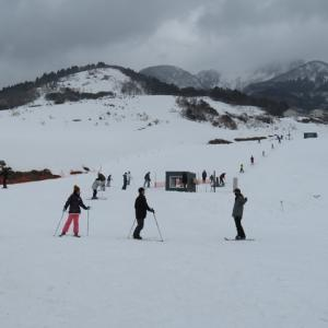 六呂師高原スキーパーク(福井県大野市)