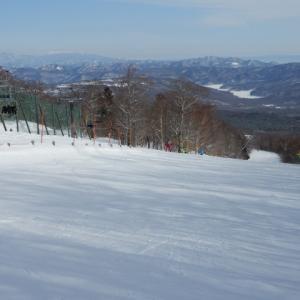 グランディ羽鳥湖スキーリゾート(福島県岩瀬郡天栄村)
