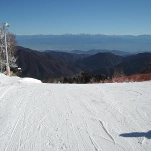 ヘブンスそのはらスキー場(長野県下伊那郡阿智村)