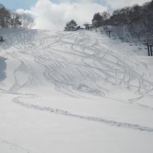 裏磐梯スキー場(福島県耶麻郡北塩原村)
