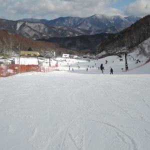やぶはら高原スキー場(長野県木曽郡木祖村)