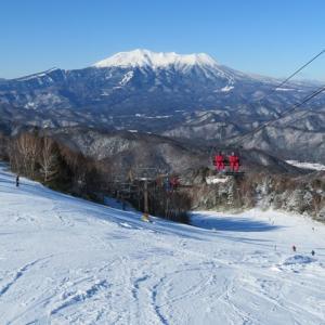 木曽福島スキー場(長野県木曽郡木曽町)
