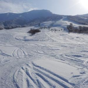 田沢湖スキー場(秋田県仙北市)