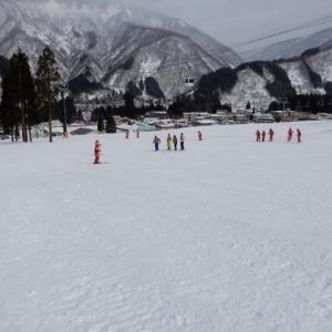 白山一里野温泉スキー場(石川県白山市)
