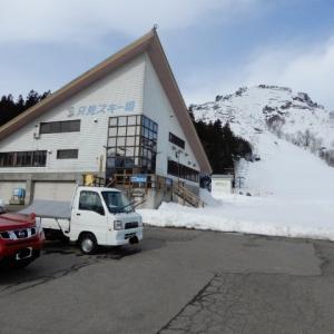 只見スキー場(福島県南会津郡只見町)