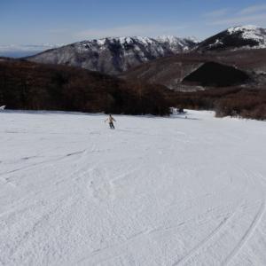 湯の丸スキー場(長野県東御市)