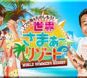 7つの海を楽しもう!世界さまぁ~リゾート 世界ビーチウォーカー in バリ島 2021年06月12日