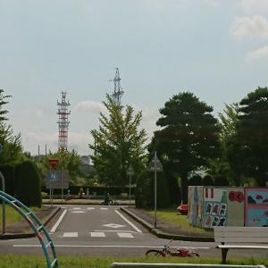 【盛岡の公園】県営運動公園の交通公園で遊んできたよ!
