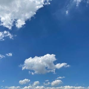 空を見上げるとき