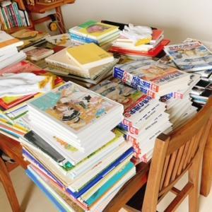 本棚の大掃除2日目