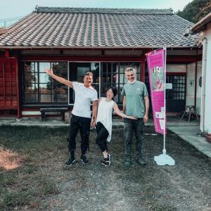 熊野古道 ワイナリーゲストハウス