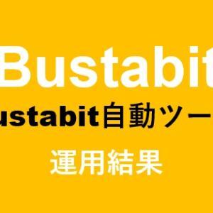 7月28日 bustabit自動ツール&RISINGツール 運用結果